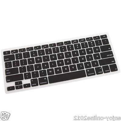 """Silicone Keyboard Cover for Apple Macbook MAC 13"""" 15"""" after 2015"""