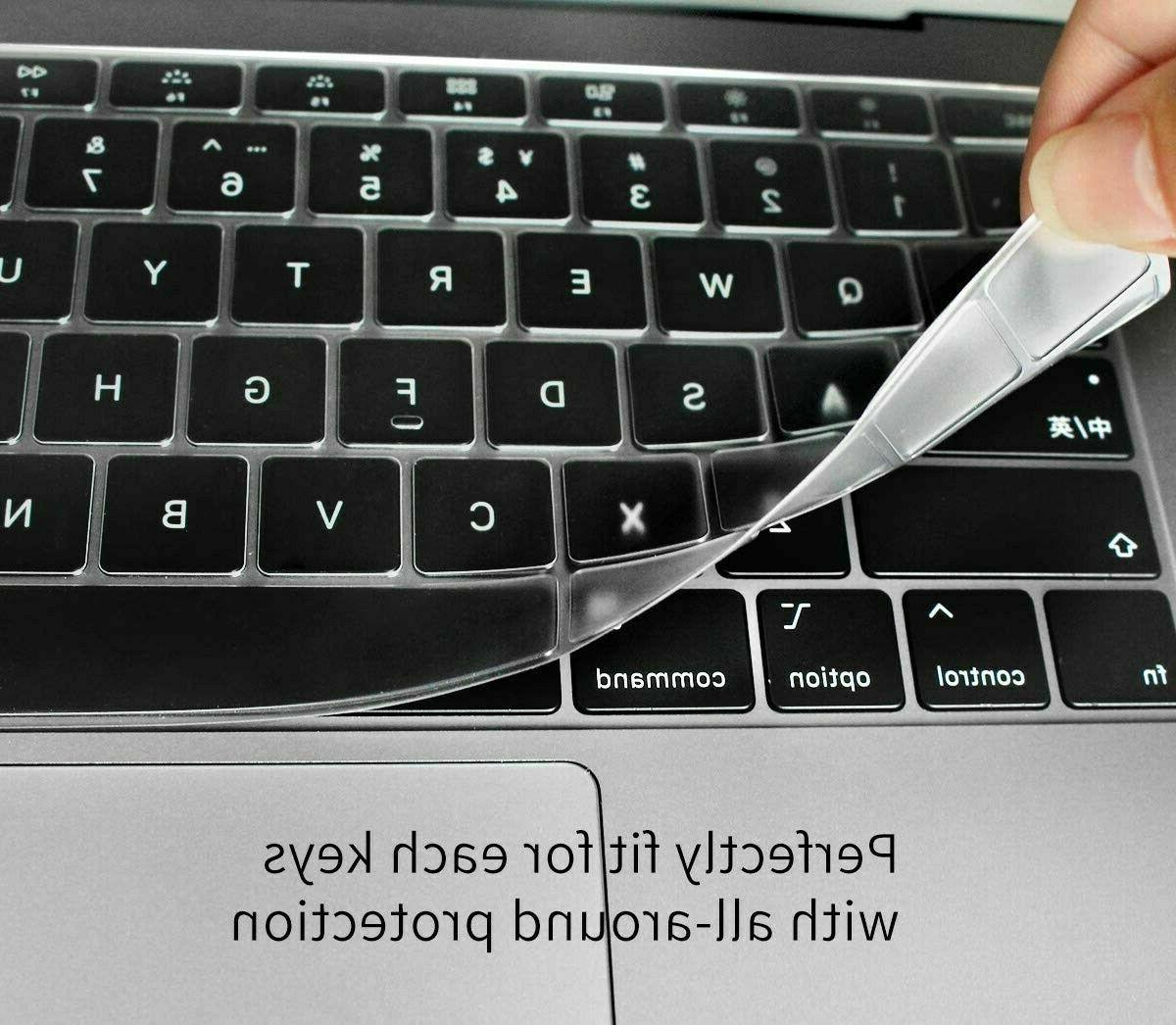"""Silicone Keyboard for 13"""" 16"""""""