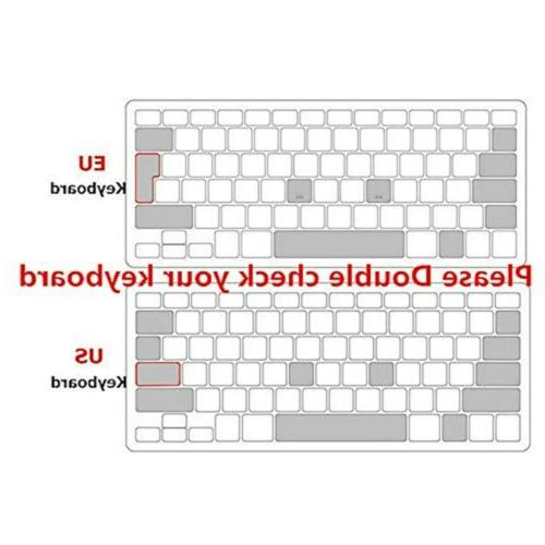 HRH Silicone Keyboard Shield for