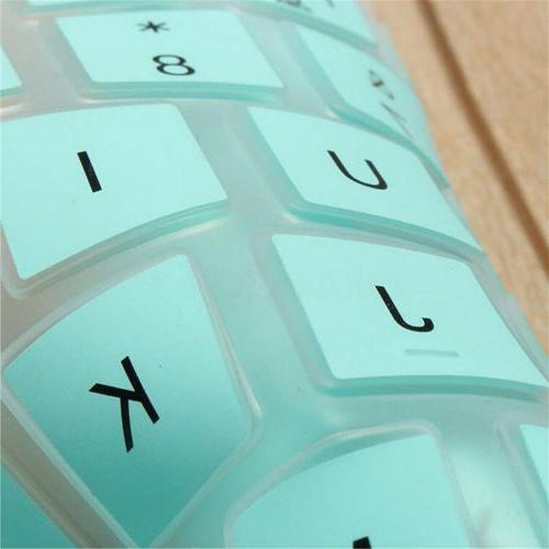 Silicone Keyboard Protector For Inspiron 15 5000