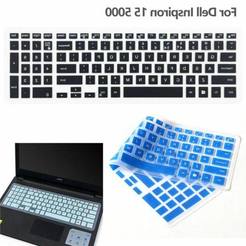 silicone keyboard cover skin protector for dell