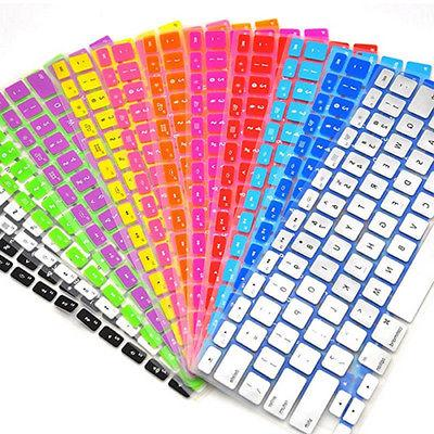 silicone keyboard protector skin cover for apple