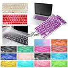 silicone keyboard protector skin cover for macbook