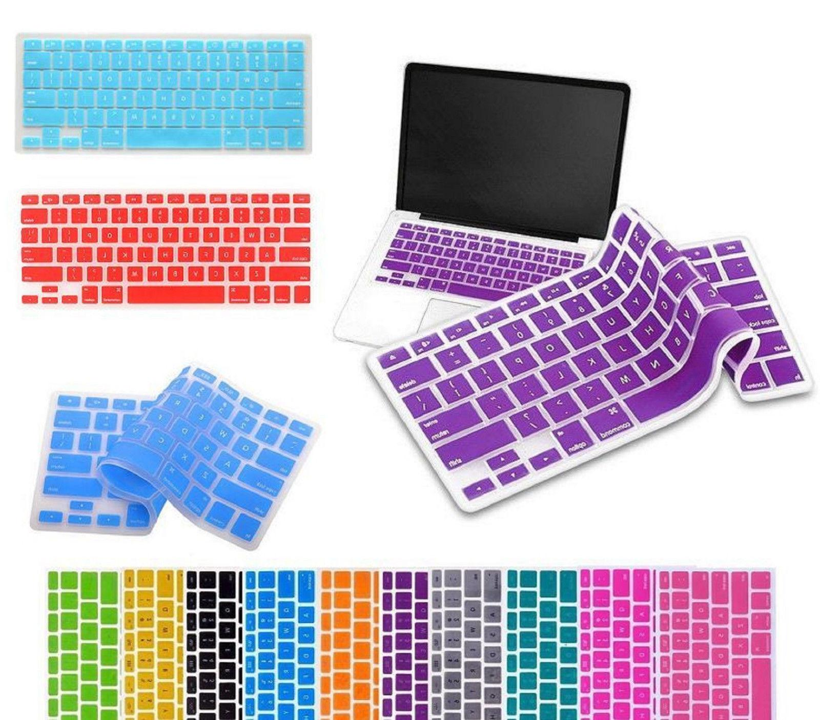"Silicone Cover Apple Macbook 13"""