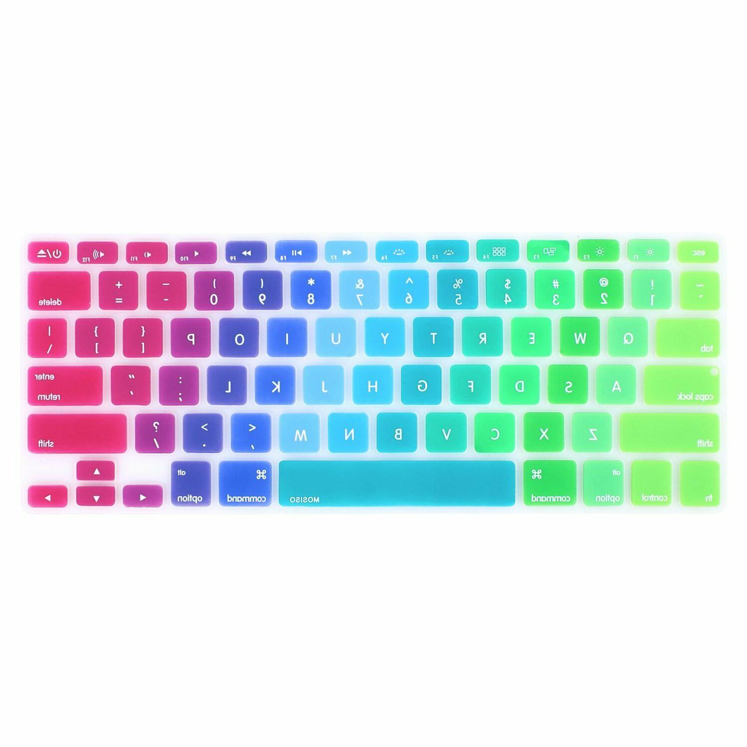 Silicone for Macbook 13 2012-2017