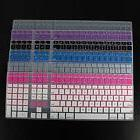 Silicone Thin Keyboard Skin Cover Protector With Numeric Key