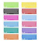 Silicone UK EU Keyboard Film Cover Protector for Apple Macbo