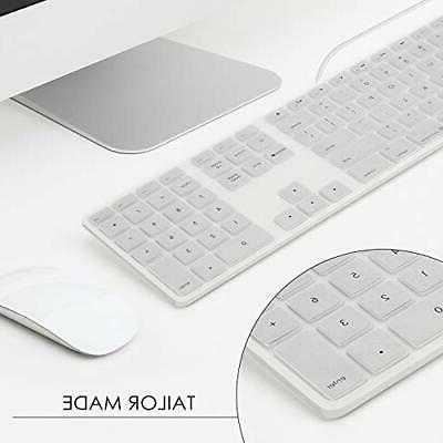 Allinside Silver Keyboard for Keyboard