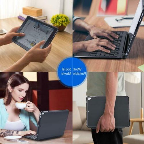 Smart With Bluetooth Keyboard Cover 6th Generation 9.7""