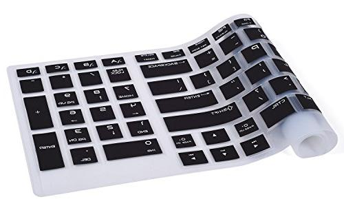 soft silicone gel keyboard cover