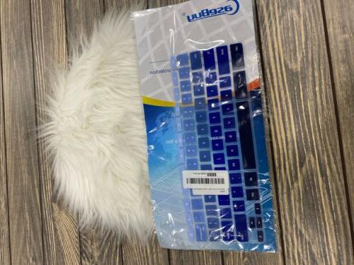 soft silicone gel keyboard protector skin cover