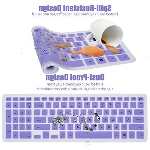 """Keyboard for Dell 15 5000 Flagship Laptop 17 