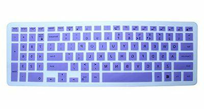 soft silicone keyboard cover protector