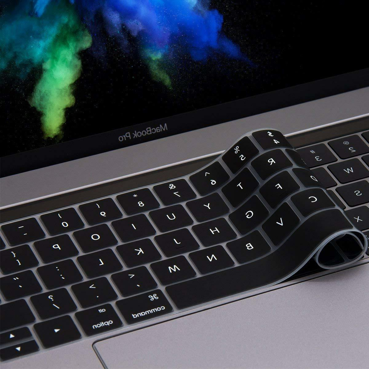 LENTION Ultra Thin Keyboard Cover Skin for New MacBook Pro 1