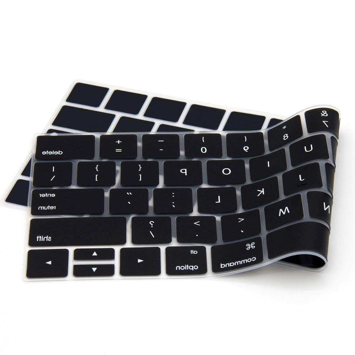 soft silicone keyboard cover skin for 2018
