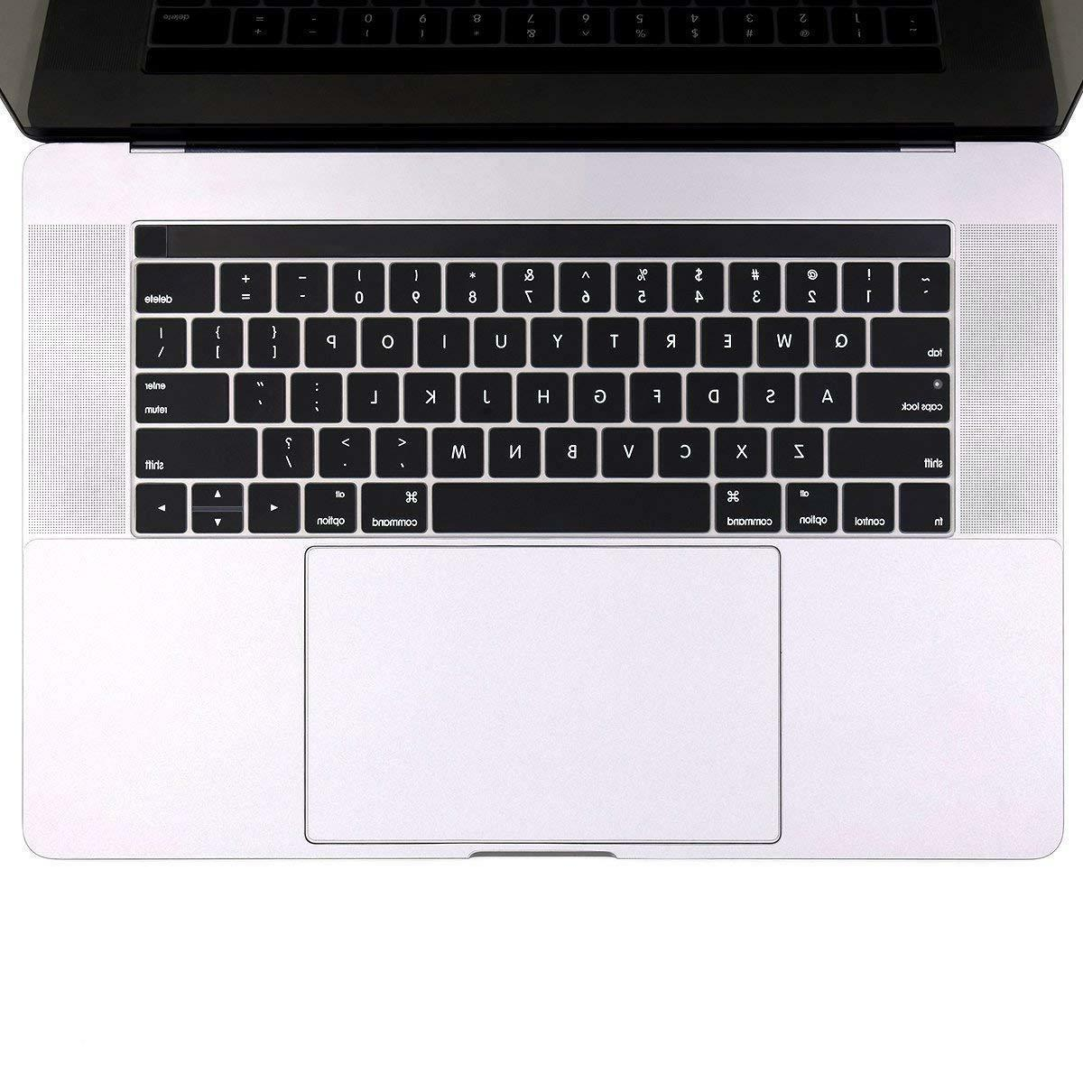 LENTION Thin Keyboard Cover for New MacBook Pro