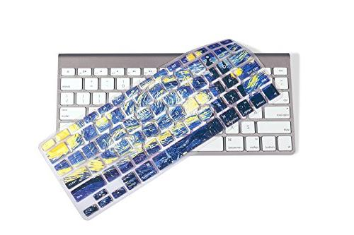 """HERNGEE Starry by Van MacBook Cover Compatible Air 13"""" Pro 13"""" 17"""" iMac"""