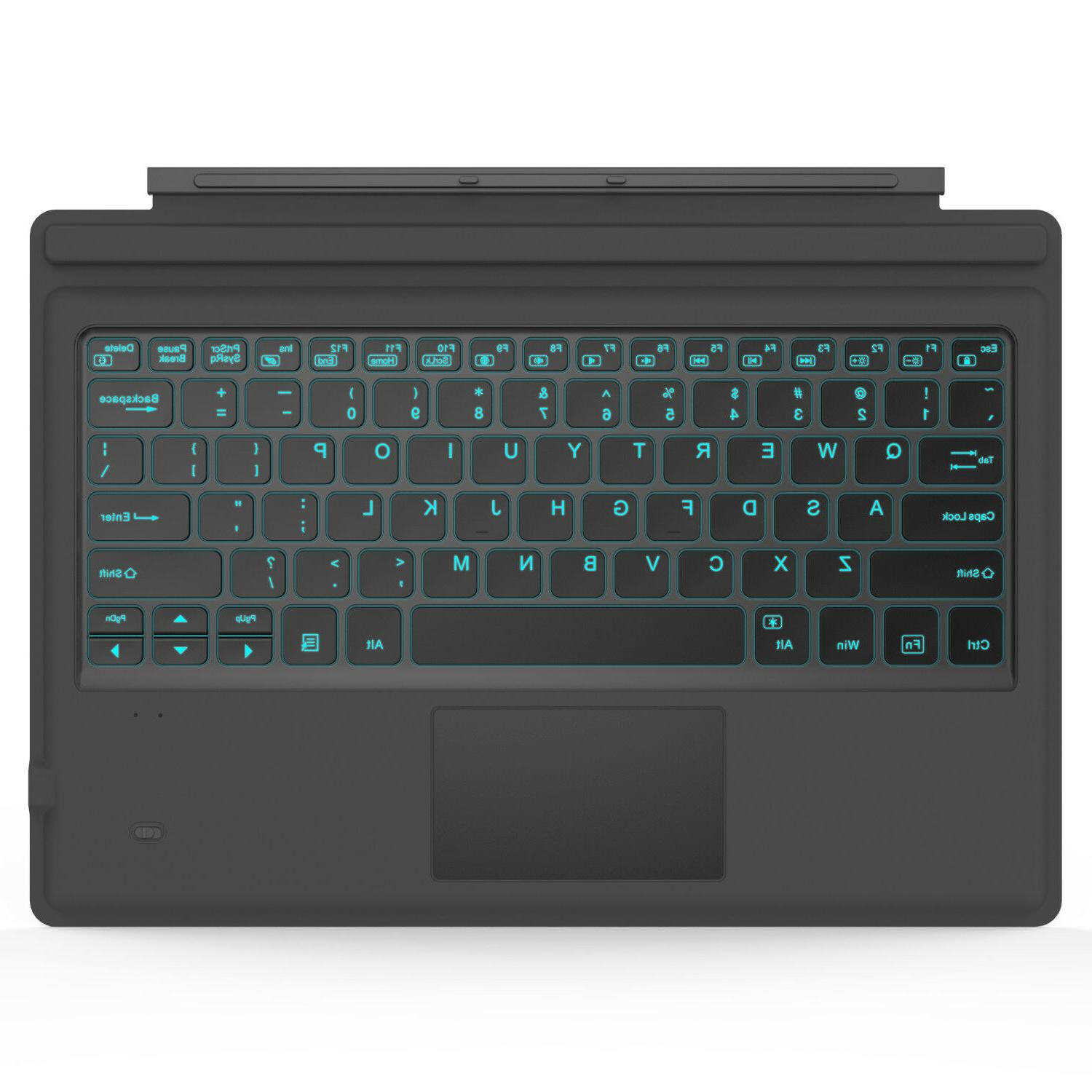 Microsoft Surface Pro 4 Pro 3 Type Cover, MoKo Ultra-Slim Wi