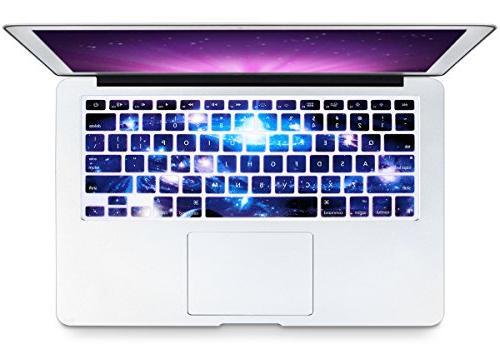 HRH Keyboard Skin for MacBook 13,MacBook Pro iMac USA Sky