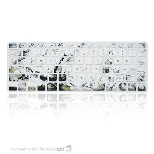 """TOP 2 1 Hard Case and Cover Compatible Older Generation 13"""" with Retina Model: A1425 - White"""