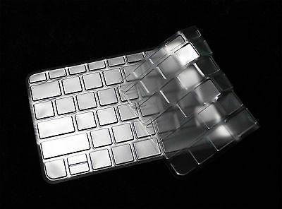 """Clear TPU Keyboard Cover Skin Protector fr 11.6"""" HP Stream x"""