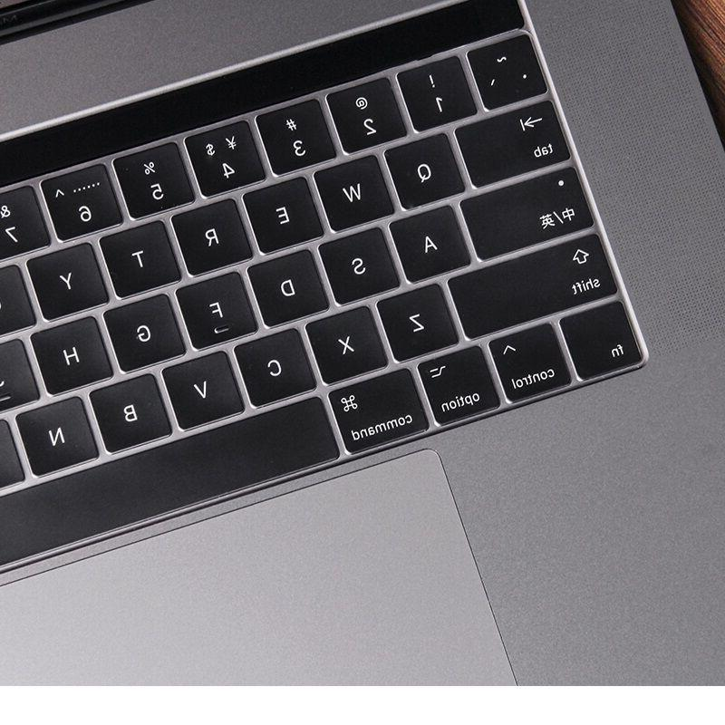 2X TPU Super Keyboard Cover APPLE Pro Touch