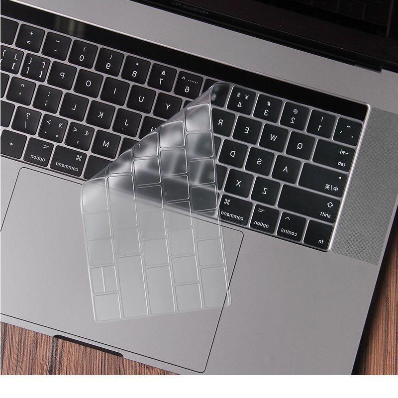 """2X TPU Keyboard Cover APPLE 2017 15"""" MacBook Pro"""