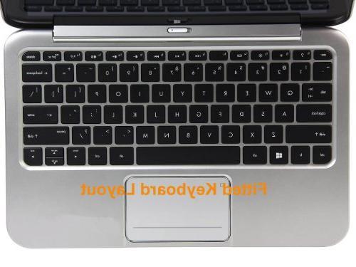tpu thin keyboard protector cover