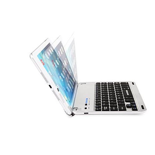 Arteck Ultra-Thin Apple Mini Keyboard Case Stand Groove iPad Mini 1 iPad Mini with Retina 130 Degree Rotating