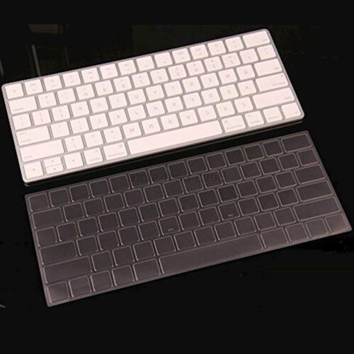 XSKN Ultra Soft TPU Cover Skin Apple Keyboard,