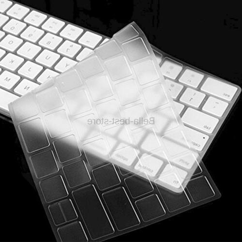 XSKN Soft TPU Cover Skin for Keyboard,