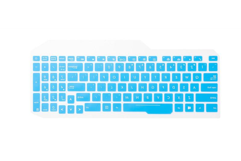 ultra thin keyboard cover for asus rog