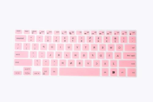Leze - Ultra Thin Keyboard Cover for Dell Inspiron i5368 i53