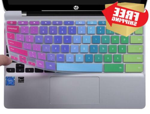 ultra thin keyboard cover for hp chromebook