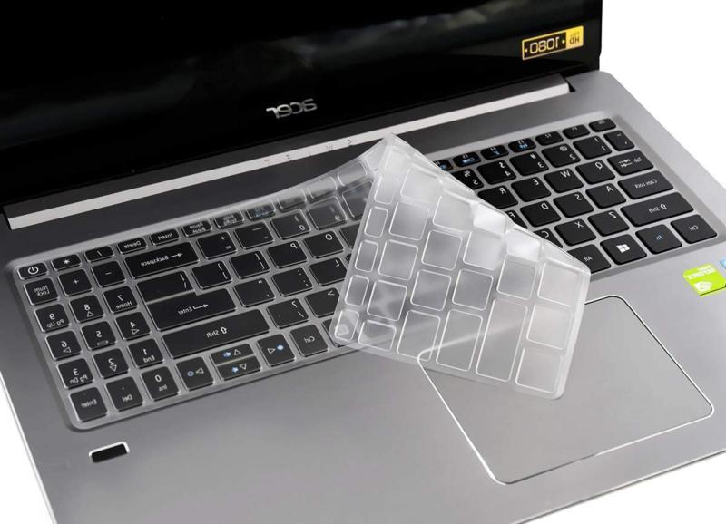 CaseBuy Ultra Thin Keyboard Cover Skin for Acer Aspire 5 Sli