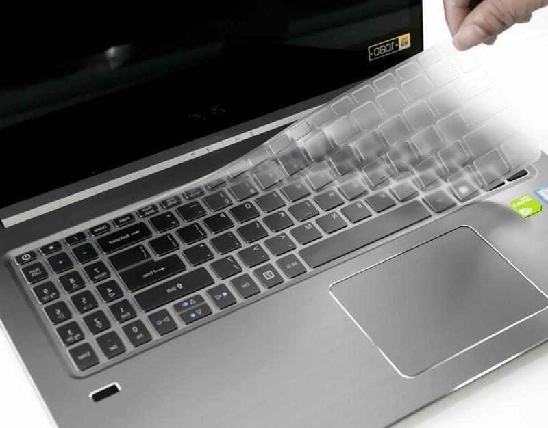 CaseBuy Thin Keyboard Cover Aspire 15.6 inch A