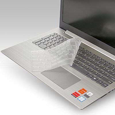 "Leze Ultra Keyboard Skin Cover for ideapad 15.6"" 1"