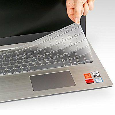 "Leze Ultra Thin Keyboard Protector Cover for Lenovo ideapad 15.6"" /"
