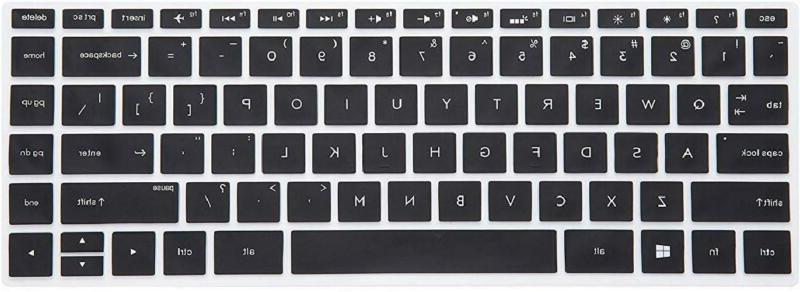 """Leze - Ultra Thin Keyboard Skin Cover For 15.6"""" Hp Spectre X"""