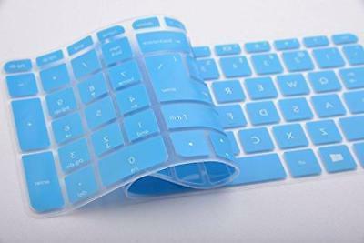 Leze - Laptop Keyboard Cover Skin Protector Pavilion 15 15-ab