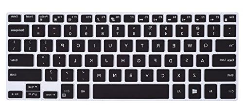 CaseBuy Keyboard Protector Skin for DELL 15-9570 Laptop, 15-5510 M5510