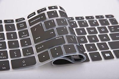 Leze Ultra Silicone Laptop Keyboard Skin for Pavilion