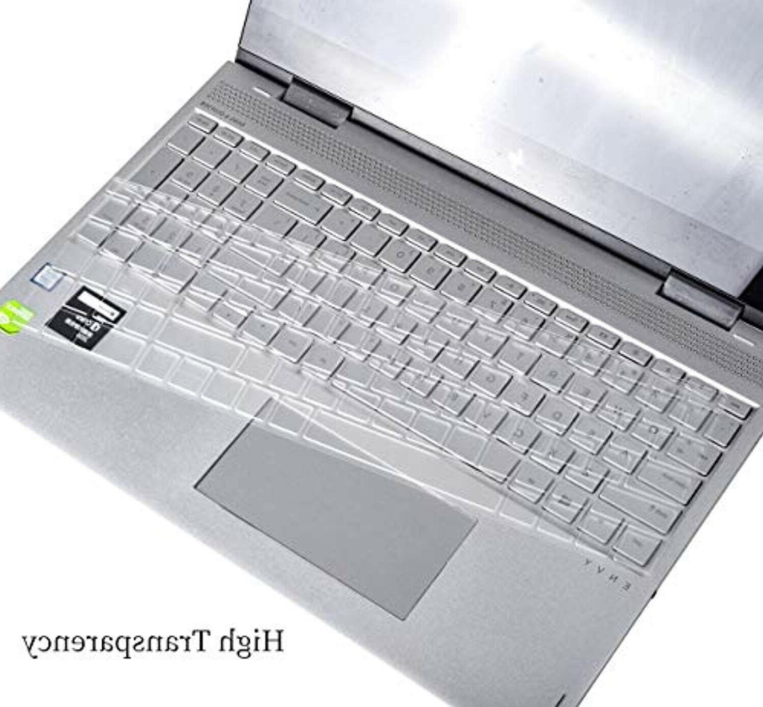 """Ultra Keyboard Cover for 2018 HP Envy Envy 17.3"""""""
