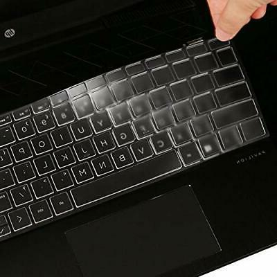 Keyboard Skin Cover for HP Envy x360 2-in-1 Pavilion 17 15-C