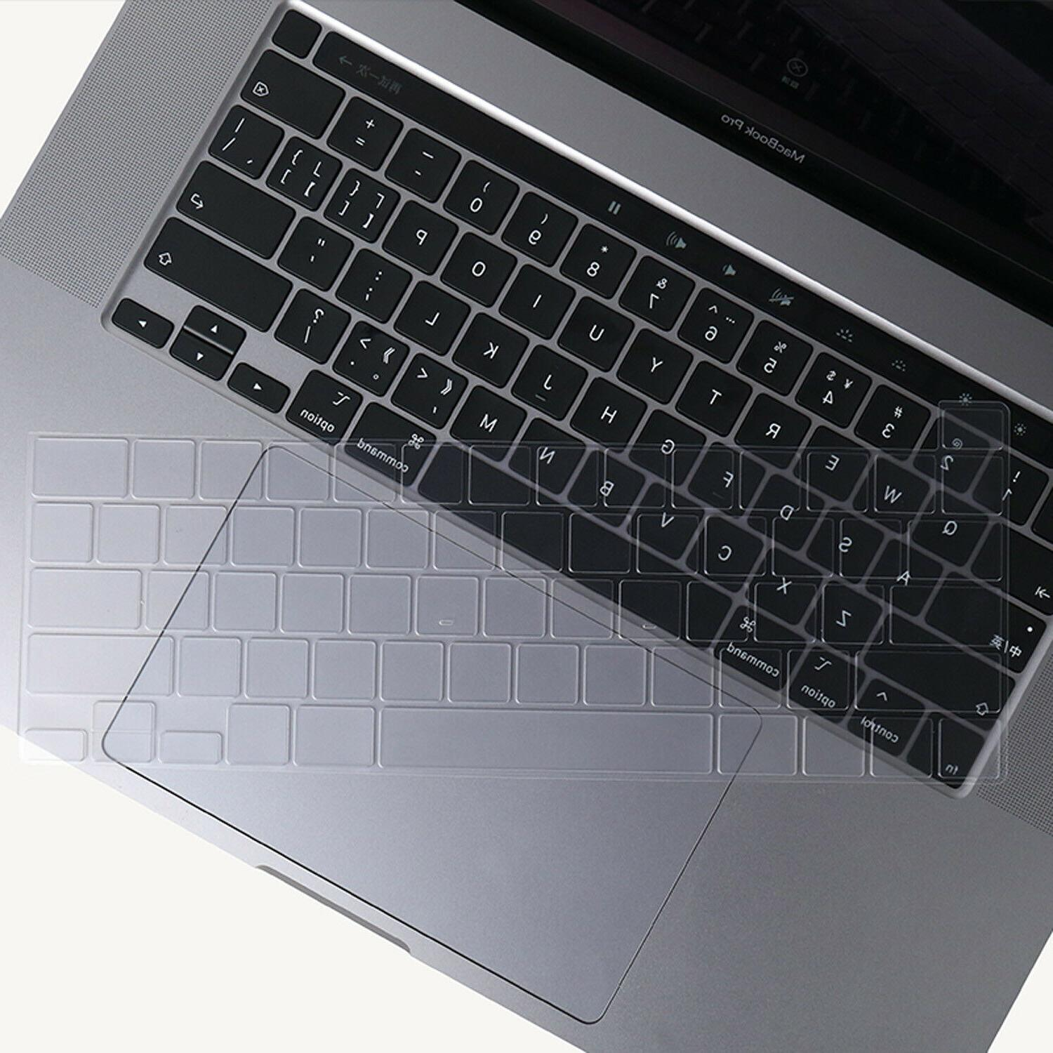 XSKN Ultra TPU Keyboard Cover for New Macbook Pro A2141