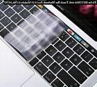DHZ Ultra Thin Transparent Keyboard Cover Skin for Newest 20