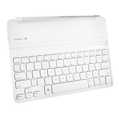 Logitech Ultrathin Bluetooth Keyboard Cover for Apple iPad A