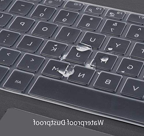 Keyboard Cover for 2018 Dell Inspiron 13 5000