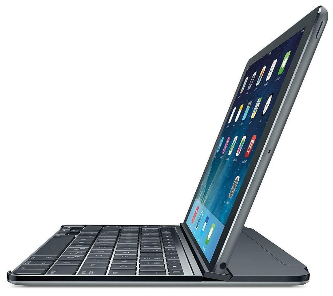 Logitech Ultrathin Magnetic Clip-On Keyboard Cover for iPad