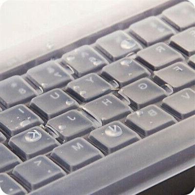 Universal Silicone Keyboard Skin